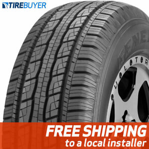 4 New Lt235 80r17 E General Grabber Hts60 235 80 17 Tires