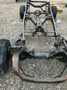 Ford 1935 36 37 38 39 40 41 Chassis Hot Rod Nostalgia Used Original
