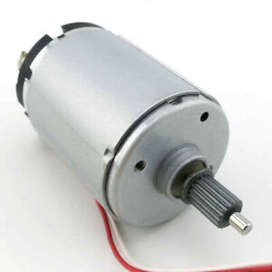 1pcs 545 Dc 3 24v 5000rpm Large Torque Low Noise Wind Power Generator Motor diy