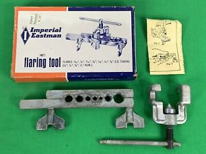 Imperial Eastman Usa No 296 fa 45 Degree Flaring Tool Flare Pipe