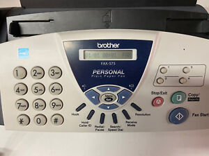 Brother Fax 575 Personal Fax