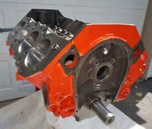 1968 Chevelle 396 Short Block Engine L35 With L78 Pistons 3916323 402