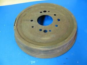 1955 1957 Chevy 1958 1962 Chevy Corvette Nos Gm Brake Drum 3752622