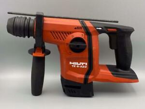 Hilti Te 6 a22 Cordless Rotary Hammer Drill Tool Only