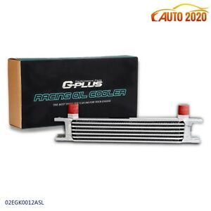 Universal 7 Row An 10 Full Aluminum Coolant Engine Transmission Oil Cooler