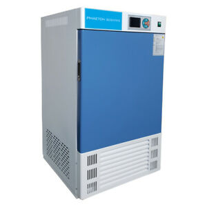 Mirror Stainless Steel Chamber Incubator With Uv Light 5 3cf