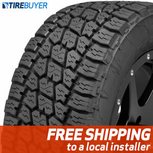4 New 12 5 35r17 E 10 Ply Nitto Terra Grappler G2 125 35 17 Tires