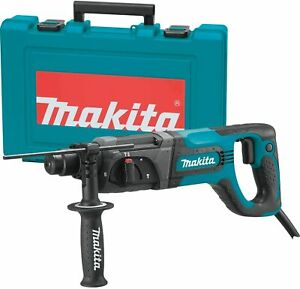 Makita 1 inch Sds plus Drill Hammer Type D Handle Model Hr2475