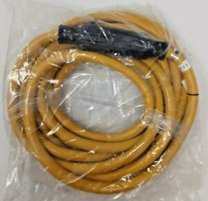 25 Foot Generator Power Cord 30 Amp L14 30 Locking Connector New