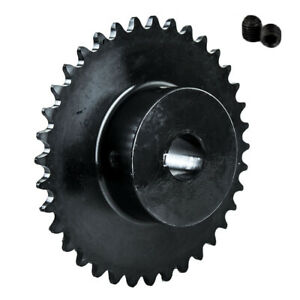 35b36t 3 4 Bore 36 Tooth B Type Sprocket For 35 Roller Chain