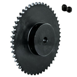 40b48t 5 8 Bore 48 Tooth B Type Sprocket For 40 Roller Chain