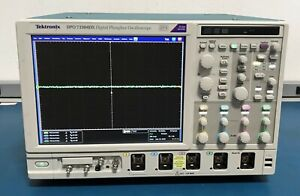 Tektronix Dpo73304dx 33ghz 100gs s Digital Phosphor Oscilloscope Calibrated