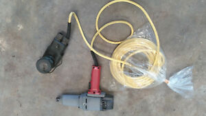 Military Roboimpact 24 Volt Wrench Hmmwv Truck Generator Trailer With Canvas