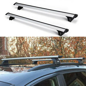 47 Roof Rack Cross Bar Luggage Carrier For Audi Q3 Q5 Q7 Bwm X3 X4 X5 X6 Volvo