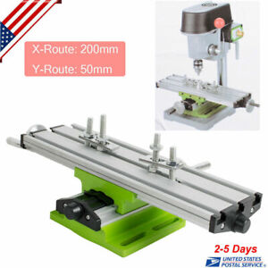Cross Worktable Working Sliding Table X Y Axis Multi functional Milling Machine