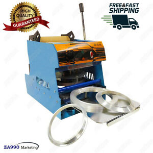 Commercial 700w Hot Selling Manual Cup Bowl Sealing Machine