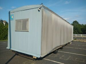 10x36 Construction Job site Office Trailer