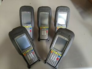 Lot Of 5x Psion Teklogix 7535 g2 1d Lorax Laser 7535g2 7535 G2 Barcode Scanner