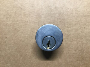 Schlage Style Mortise Cylinder Used no Keys a 29