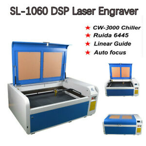 Co2 100w Laser Engraving Machine Dsp 600 1000mm Usb Cutting Machine Ruida System