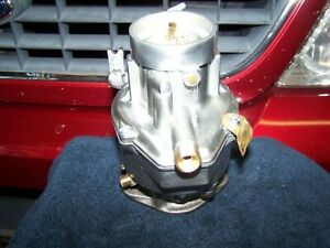 Vintage Chevy Rochester Carburetor 1 Barrel Model B Rat Rod Flathead