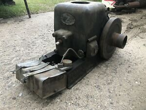 Fairbanks Morse Hit Miss Zd Steam Gas Tractor Engine