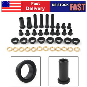 A-Arm Suspension Bushings Rear Kit Set for Polaris ATV Sportsman 500 RSE 96-00