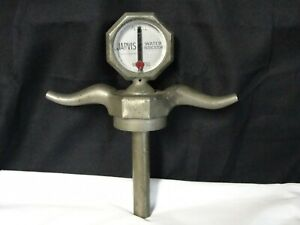 Rare Motometer Jarvis Water Indicator By W b Jarvis