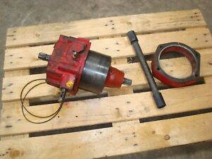 1961 Farmall Ih 460 Gas Tractor Pto Assembly
