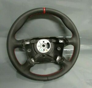 New Leather Porsche 911 Custom Manual Only Steering Wheel 99334780453a28