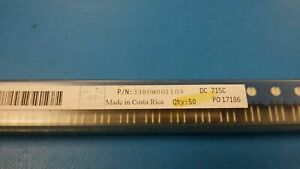 50pcs 3386w 1 103 Trimmer Resistors Through Hole 3 8 sq 10kohms 10 0 5watts