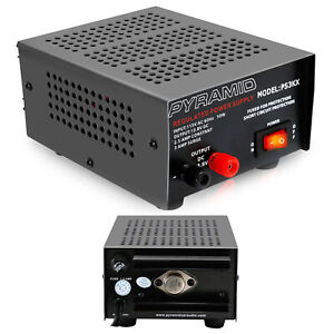 Pyramid Ps3kx Linear Regulated Bench Power Supply Ac to dc Power Converter