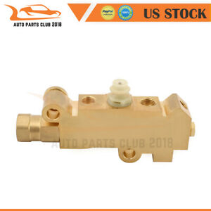 For Gm Disc Drum Brake Brass Proportioning Valve Pv2 Universal