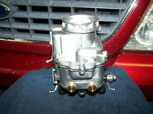Vintage Ford Carburetor Rat Rod Flathead Holley 94 2 Barrel Model 91 99
