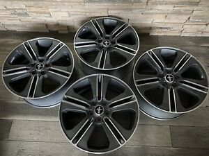 4 Ford Mustang 2013 2014 19 Charcoal Factory Oem Wheels Rims Dr3z1007l