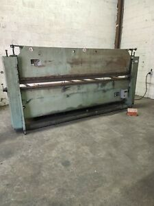 Roto die 10 Hydraulic Press Brake With Material Rack And Sheetmetal Stock