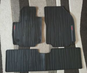 2018 2020 Gmc Terrain Genuine Gm Front Rear All Weather Floor Mats Black