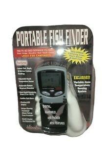 Hawkeye Portable Fish Finder with Depth and Weed ReadingsFF3300PX