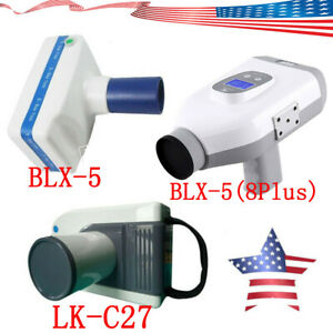 Portable Dental X ray Machine Mobile Film Imaging System Blx 5 8plus lk c27