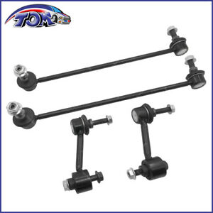 Brand New Stabilizer Sway Bar End Link Front Rear Lh Rh Set Of 4 For Audi Vw