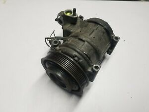 1999 Only Jeep Wrangler Tj Ac Compressor Air Conditioning A c Oem Factory