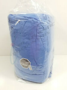 25 Dupont Proshield 10 Protective Coverall Blue 3x W collar And Serged Seams