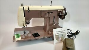 Kenmore 51 Heavy Duty Sewing Machine Upholstery Leather Denim Serviced