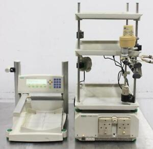 Bio rad Biologic Duoflow System With Fraction Collector
