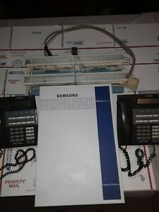 Phone System Samsung Officeserv 100 Office Phone System