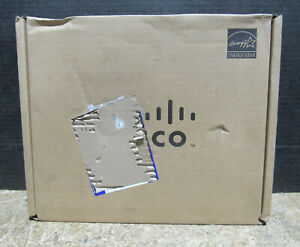 New In Box Cisco Cp 7821 Voip Uc Business Office Phone W Handset Cp 7821 k9