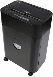 Royal Asf80 Micro cut Paper Shredder 80 Sheet Auto Feed 8 Sheet Manual Feed