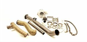2008 2014 Subaru Wrx Sti Extreme Turbo Systems Ets Rotated Gtx4088r Turbo Kit