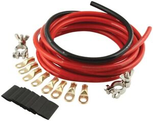 Quickcar Battery Cable Kit 2 Gauge 57 010