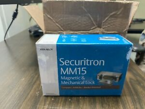Securitron Electromechanical Maglock Mm15dt 12 24v 4000 Lbs